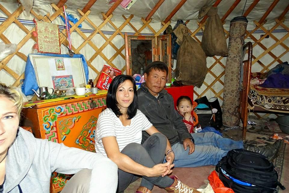 La sécurité en Mongolie