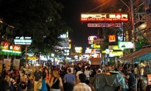 sortir soir Bangkok