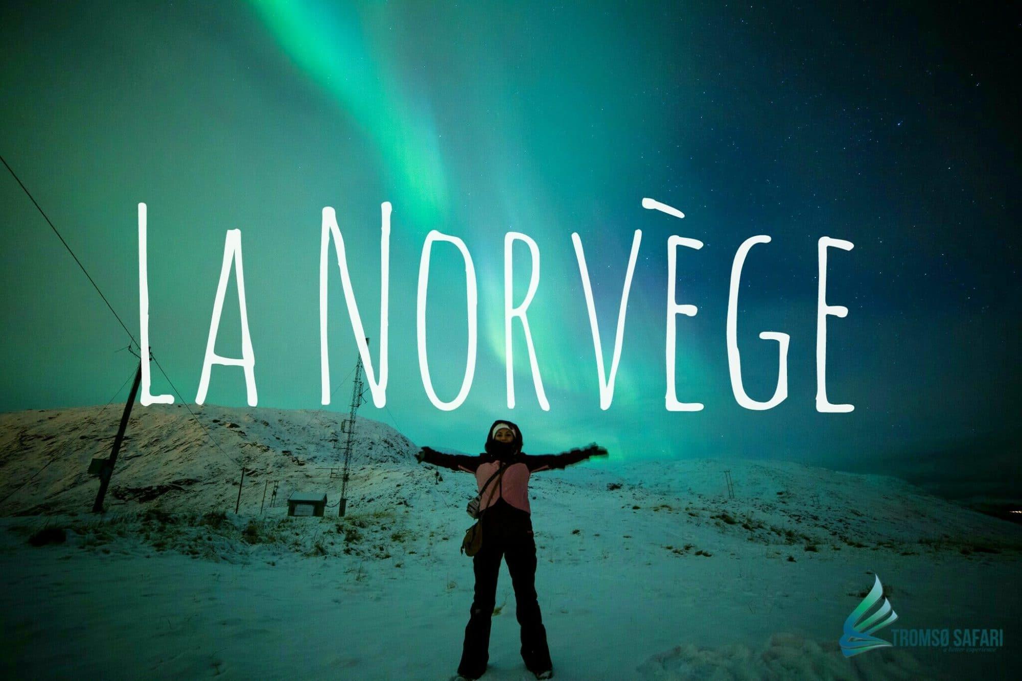 Voyage norvège