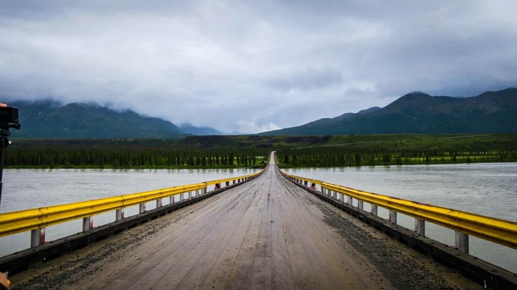 trek du magic bus en Alaska