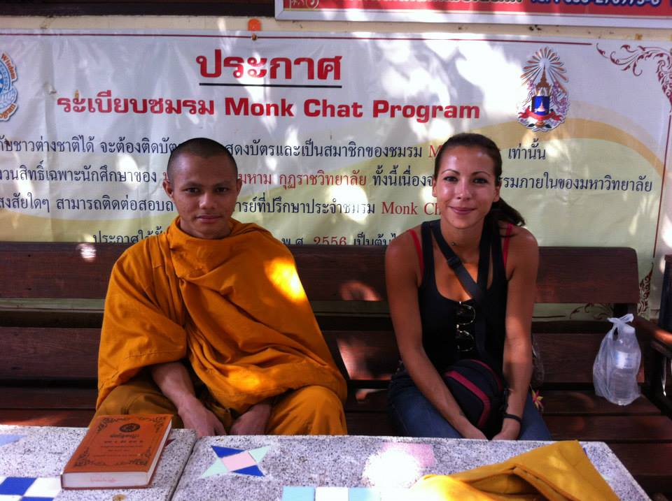 Rencontres fille de la Thaïlande
