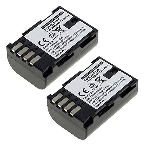 Batterie premium pour Panasonic Lumix DMC-GH4