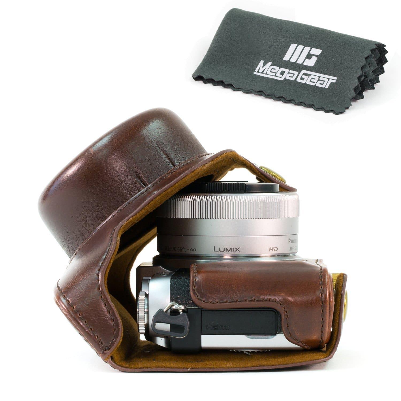Étui de protection en cuir pour appareil photo