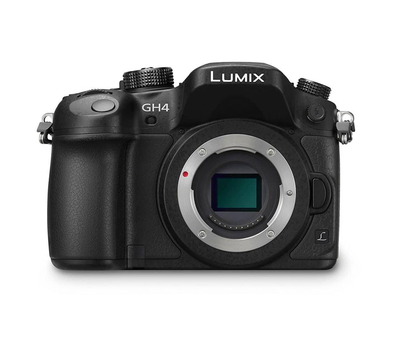 Panasonic Lumix DMC-GH4 Appareils Photo Numériques 17.2 Mpix