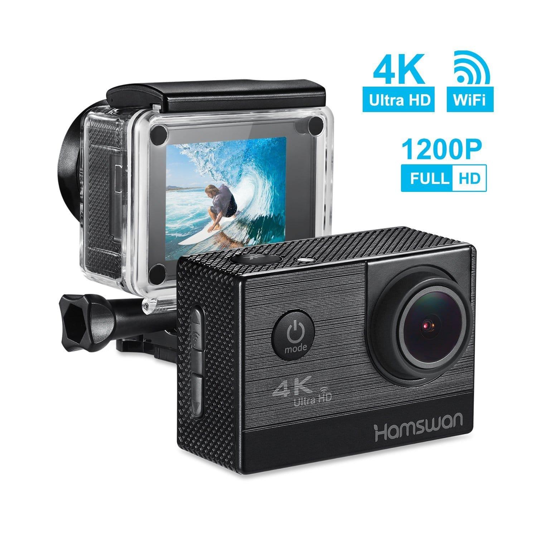 Caméra Sport HAMSWAN F68 4K 16MP