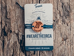 Bracelet We Are The Orca