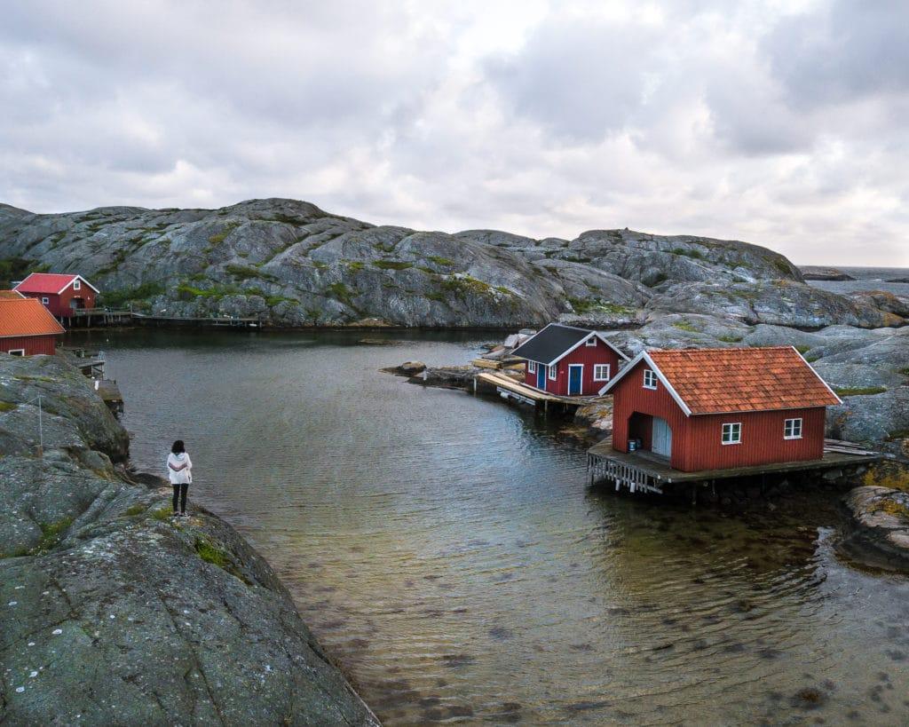 Voyager en Suède